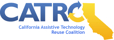 Logo of California Assistive Technology Reuse Coalition